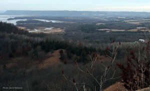 View from Perrot Ridge